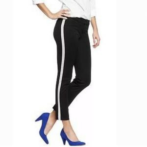 Old Navy The Diva Black Skinny Ankle Pants 8